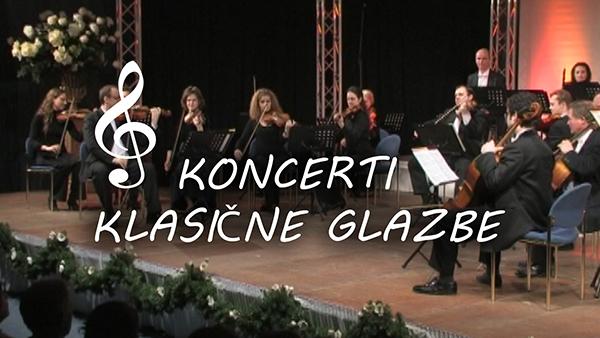 Koncerti klasične glazbe