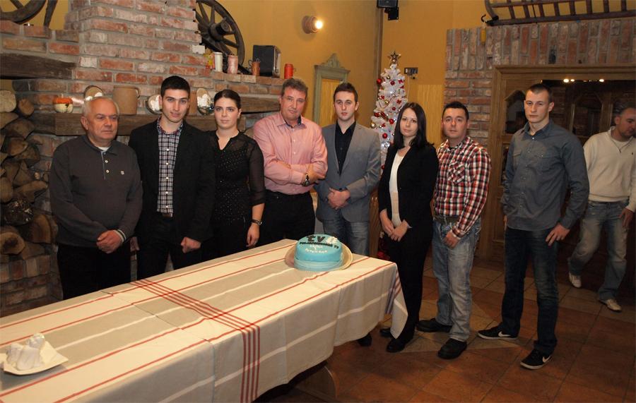 Prvi rođendan Poljoprivredne TV