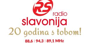 logo 20 godina + frek