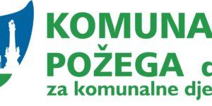 Komunalac Požega - logotip color
