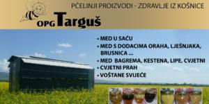 OPG Targuš med telop