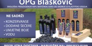 OPG Blašković - aronija